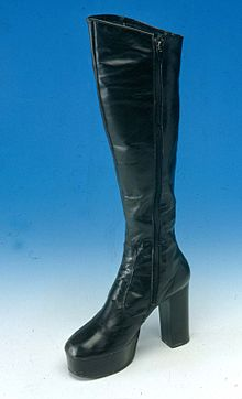 History of Fashion boot